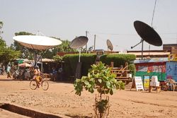 Communication counts in Ouagadougou (Burkina Faso)