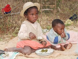 Aid effectiveness contributes to better opportunities of children (Madagascar)