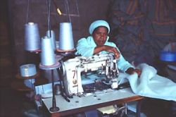 Domestic blanket manufacturing in Madagascar