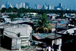 One world, two worlds? Wealth and poverty in Manila, Philippines