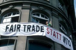 On the occasion of the Fair Trade Fair 2003,