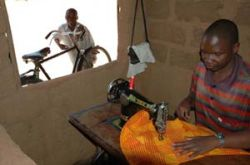 Flourishing micro-enterprises create wealth for the people (Mozambique)