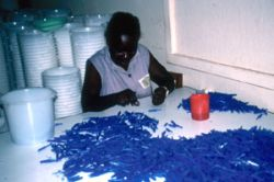 Do PRSPs take job creation seriously? Pencil production in Uganda