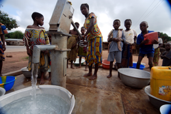 Access to clean water is a pillar for a healthier life (Benin)